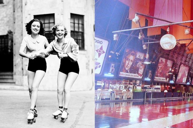 Fiesta Rolling Dance & Burger