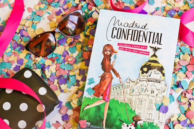 Libro Madrid Confidential