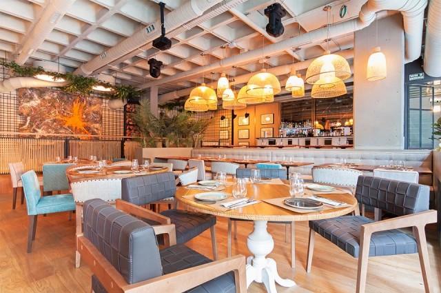 Restaurantes de moda en madrid city confidential - La marieta madrid ...
