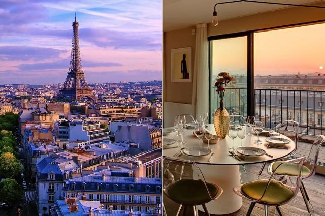 Escapada París