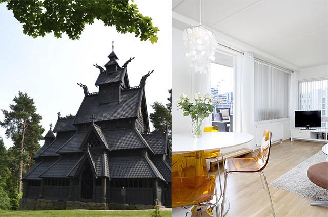 Escapada a Oslo y visita al Norwegian Folk Museum