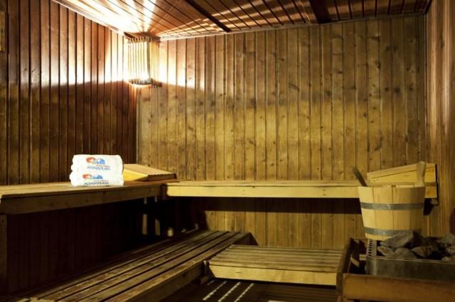 Sauna Hotel Senator