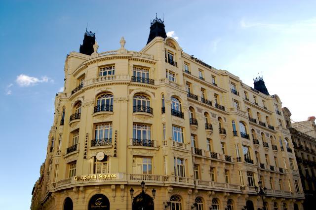 Edificio Seguros Groupama