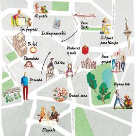 Los mejores restaurantes healthy de Madrid