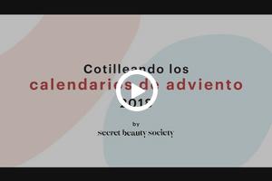 Unboxing Calendarios de Adviento de Belleza 2018