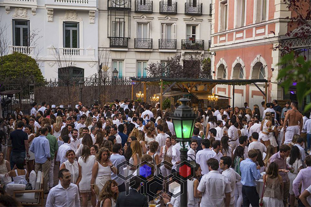 White Party Cocorico Madrid