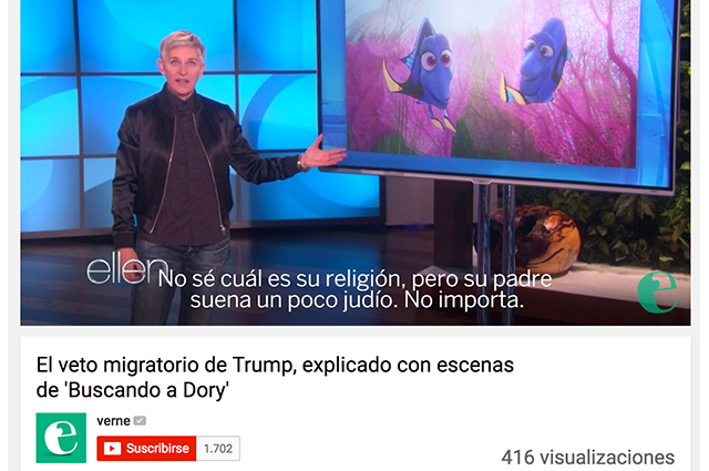 Youtube Verne
